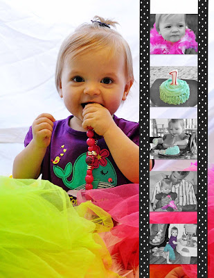 Brinley Pre-Toddler Summary: 12 Months Old {One Year}