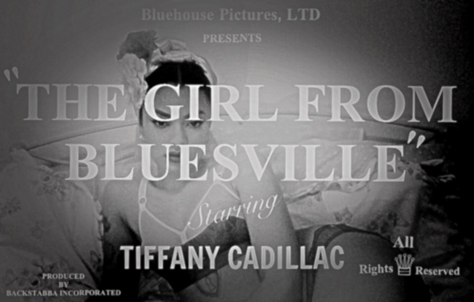 The Girl From Bluesville