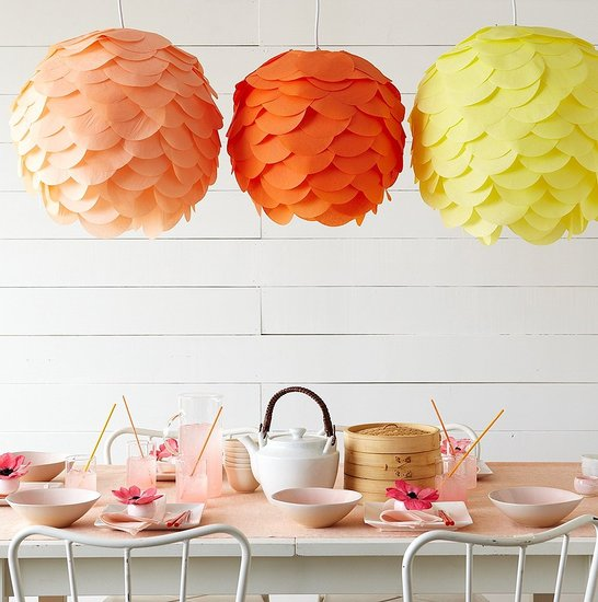Easy DIY Paper Lanterns