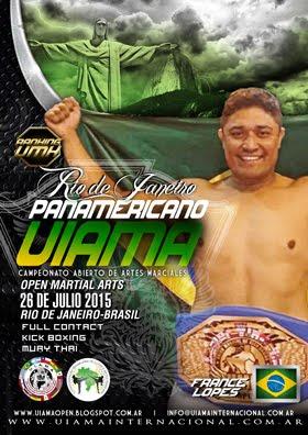 UIAMA RIO DE JANEIRO 2015