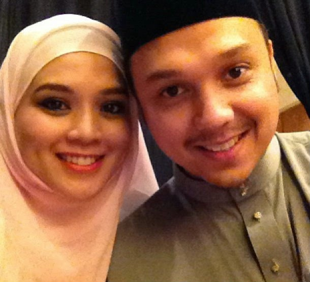 Pengacara TV3 Nurul Syuhada Nurul Ain Selamat Lahirkan Anak Kembar