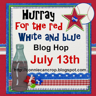 Hurry For The Red, White & Blue