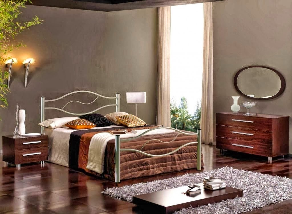 agrandir visuellement une petite pi ce. Black Bedroom Furniture Sets. Home Design Ideas