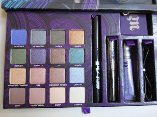 maquillage URBAN DECAY Volume IV