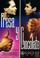 Fresa y chocolate - film