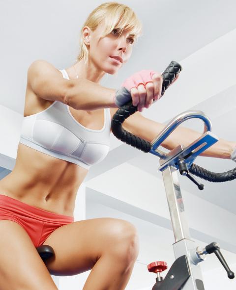 Как можно быстро похудеть в тренажерном зале