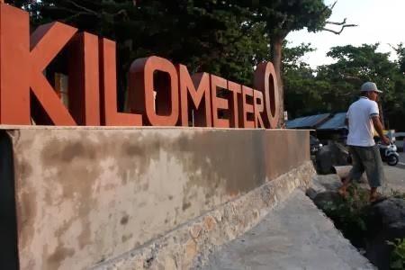 Titik Nol Kilometer di 5 Kota Indonesia