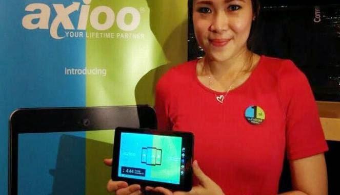 Axioo Rilis Tablet Dual Sistem Operasi, Windroid Namanya