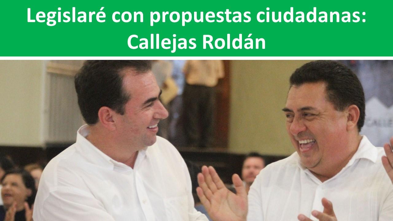 propuestas ciudadanas: Callejas Roldán