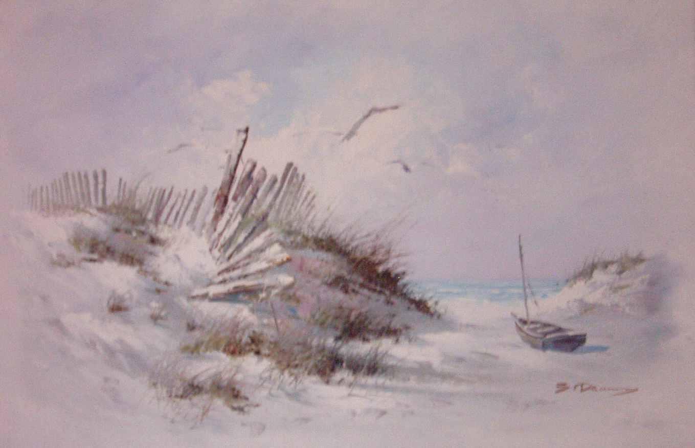 An Empty Sky by Marjorie Owen @ Dan Buri - Nothing Any Good