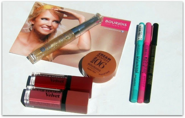 Bourjois Summer 2014 Beauty Launches