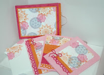 'Delicate Doilies' Gift set Tutorial