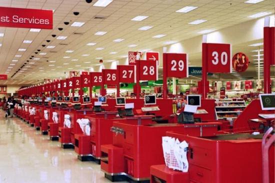 Supermercado Target Miami e Orlando