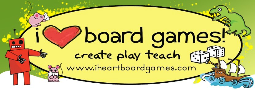 i heart board games!