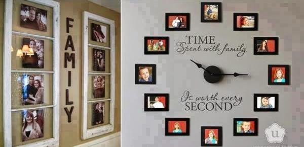 Family photos tree wall designs and ideas fashionate trends for Family tree picture wall ideas