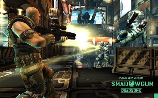 ShadowGun: DeadZone apk & sd data
