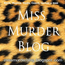 Miss Murder Blog