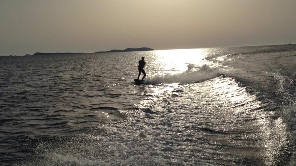 Jornada inolvidable en Ibiza