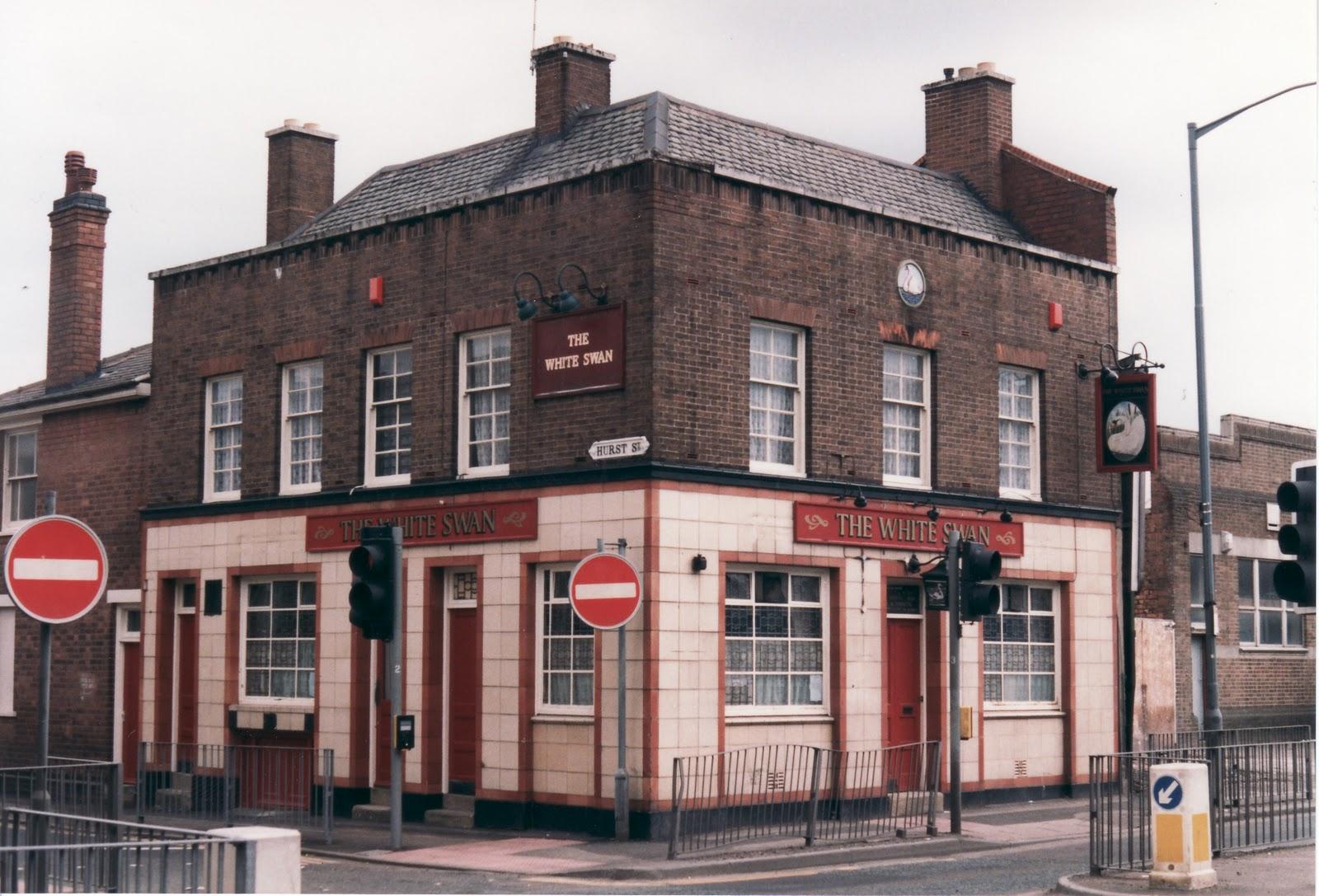 The white swan gay pub