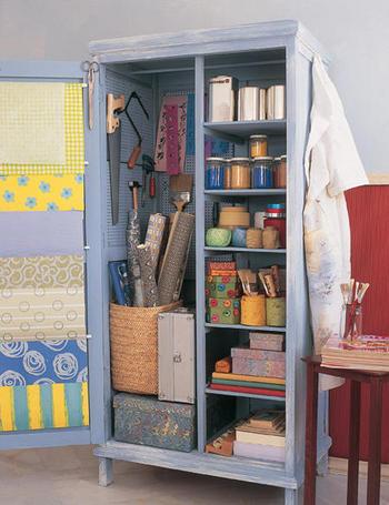 Sociedad de socorro ideal una casa de orden - Como decorar un armario ...