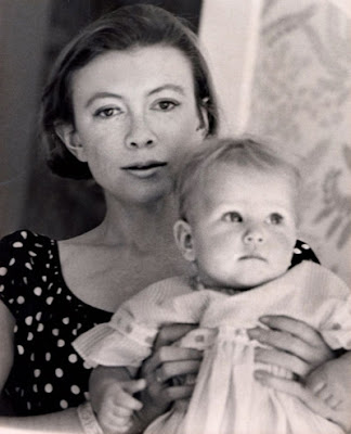And One Of Her Christening Was A Gift From Chanel Clad Connie Wald The By Then Widow Famous Producer Jerry Mildred Pierce Key Largo