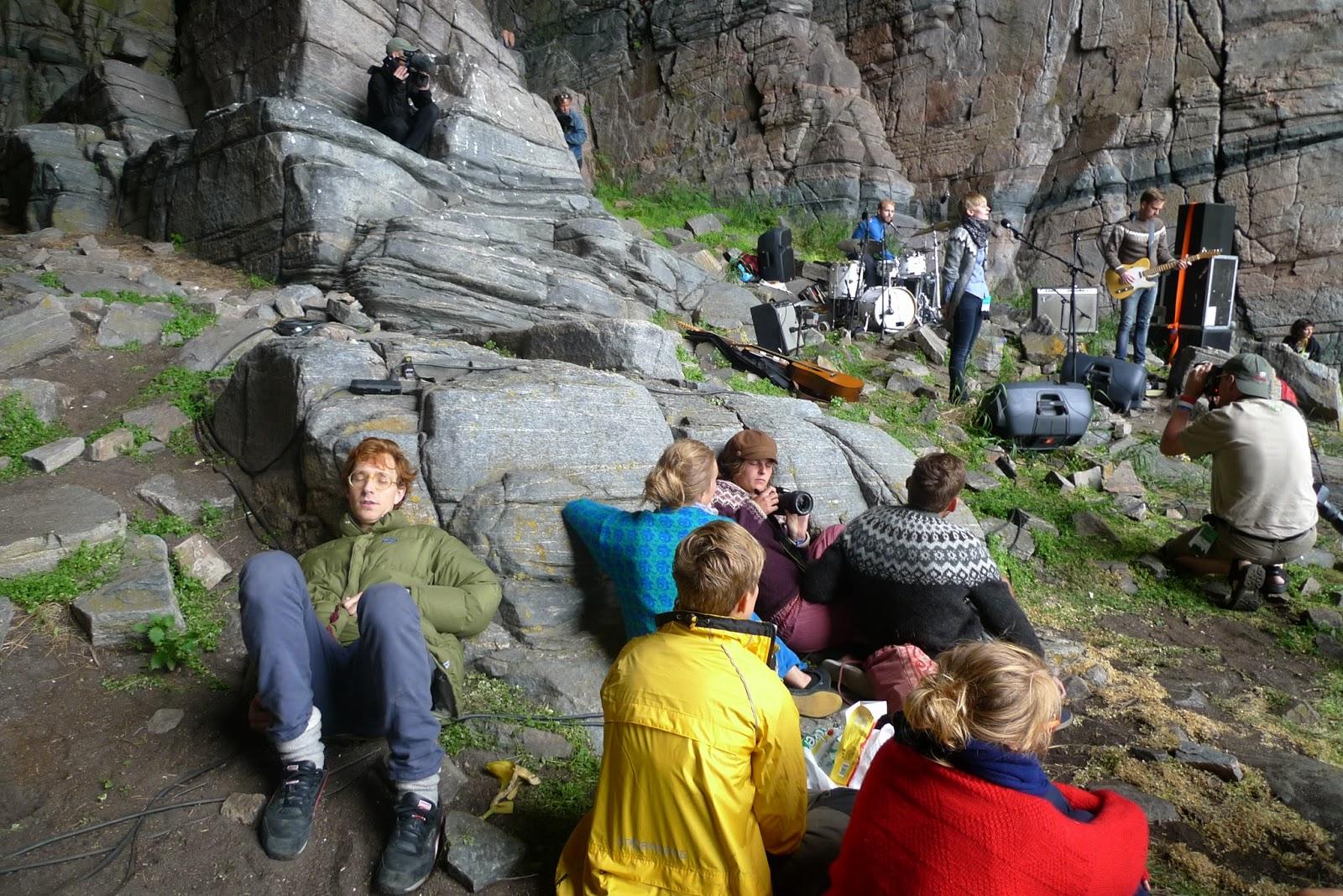 Traena festival report 2011, part 7: Samstag mit Highlight in der ...