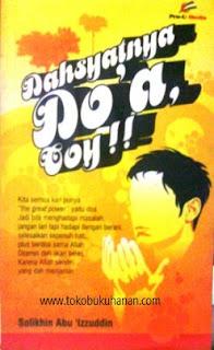 buku dahsyatnya doa coy : solikhin abu izzuddin
