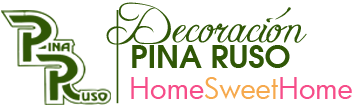 Pina Ruso Decoración