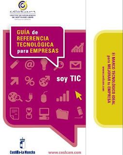 Guía de referencia tecnológica para empresas Soy TIC