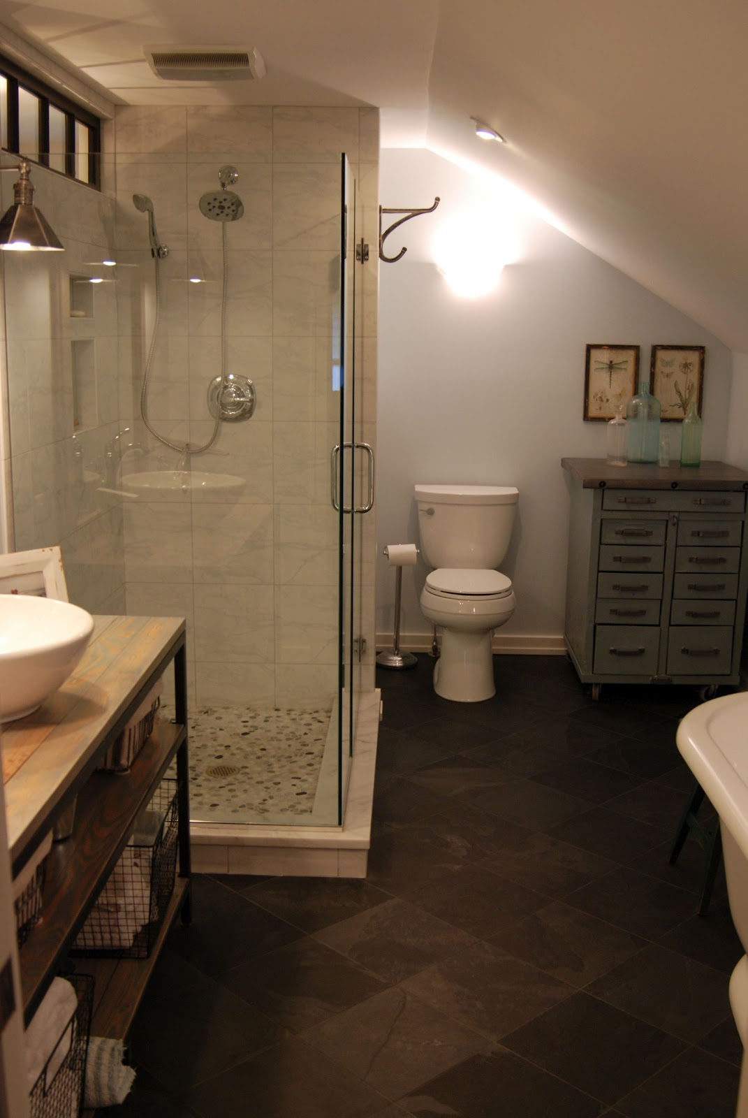 Vintage Bath Details Bruggerhouse Builders Llc