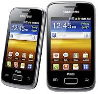 Samsung S6102 Galaxy Y Duo