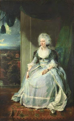 The Death of Queen Charlotte