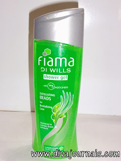 Fiama Di Wills Shower Gel - Exfoliating Beads for Revitalizing Care