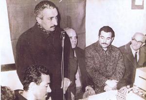 Fethullah Gulen in his twenties