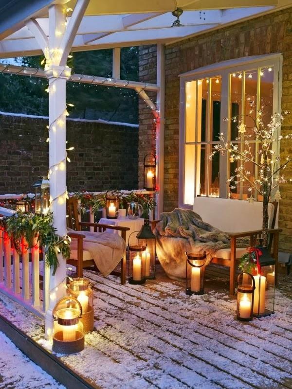 Porche+en+hiver
