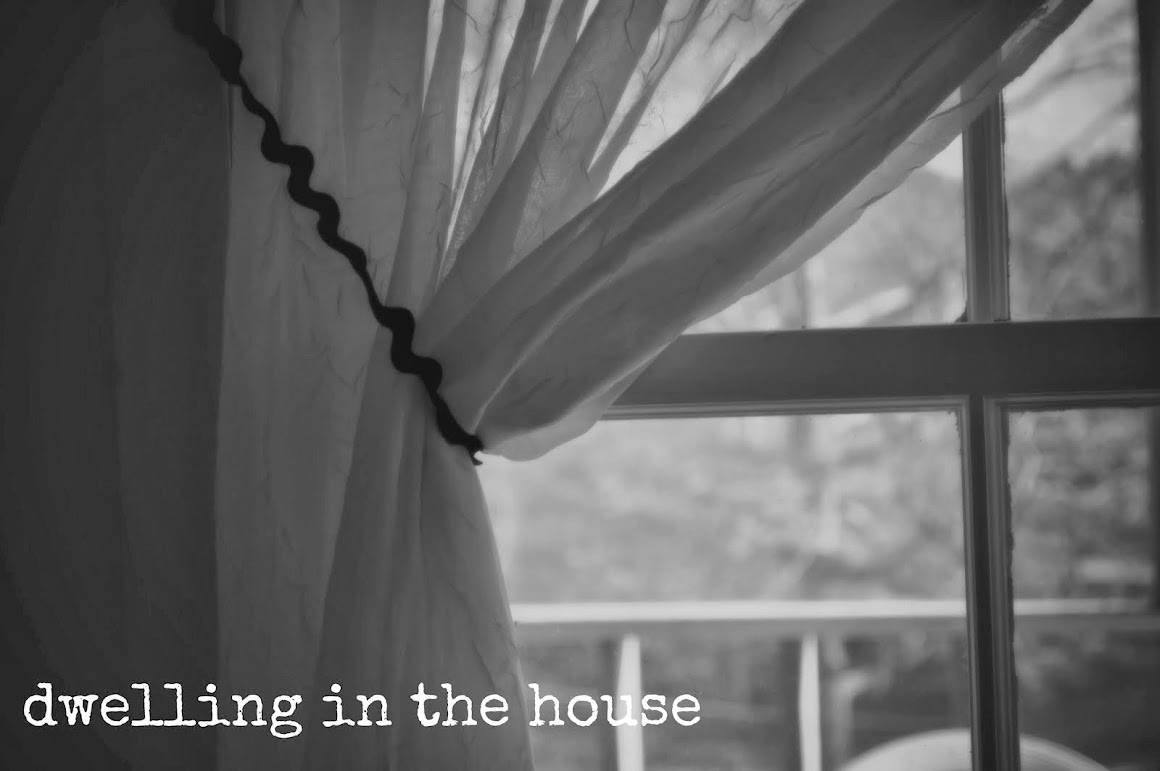 dwelling in the house