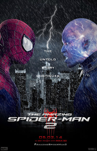 The Amazing Spider-Man 2 (DVDRip Inglés Subtitulada) (2014)