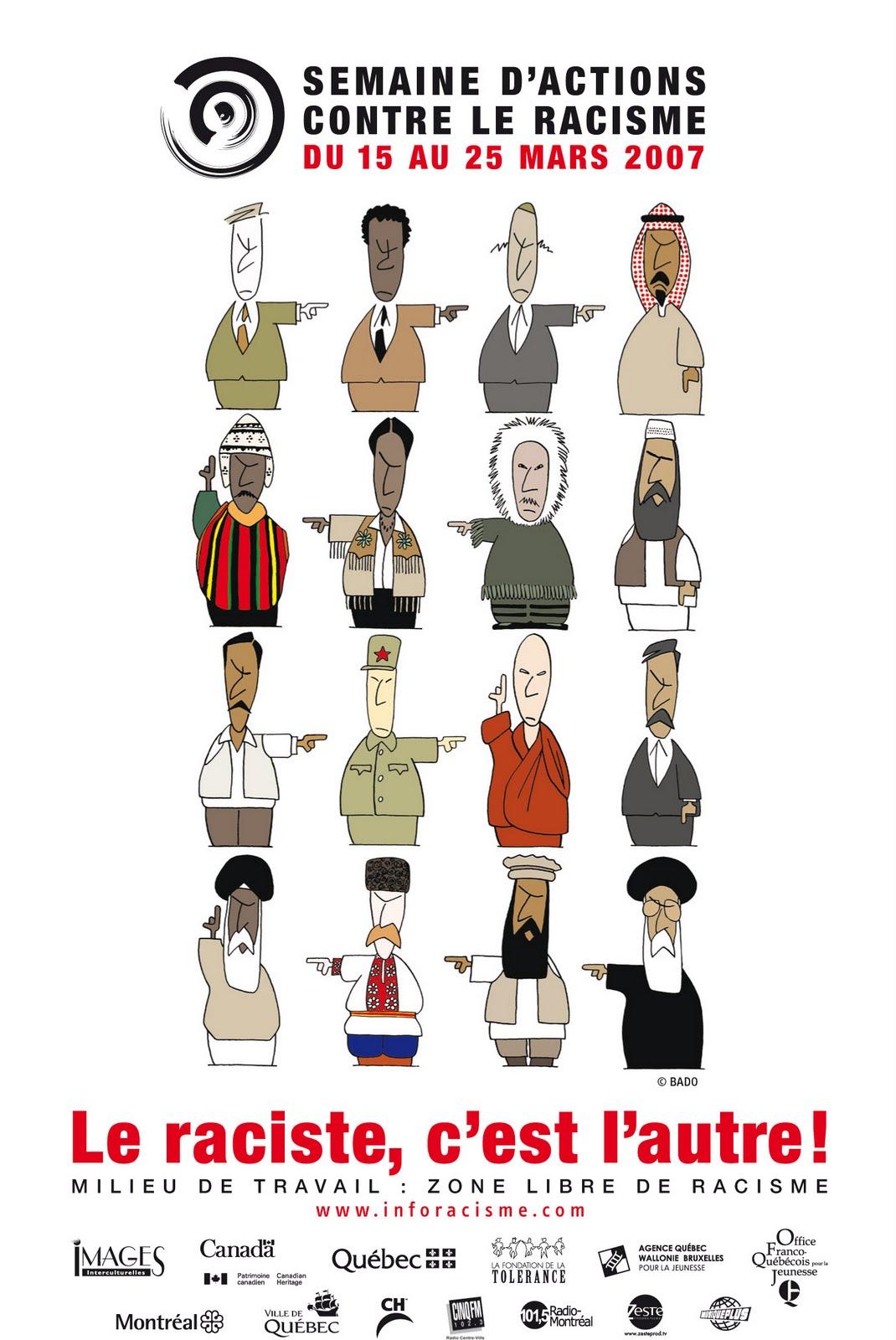 rencontres racistes