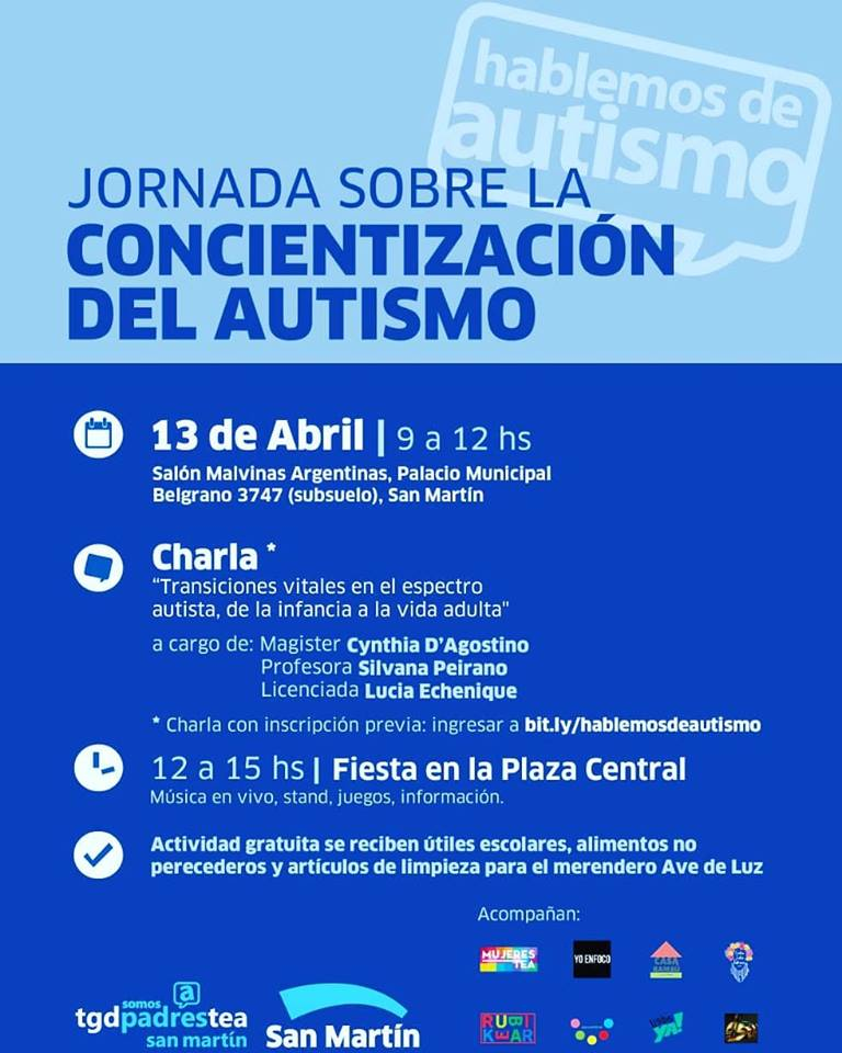 San Martín  13 de Abril