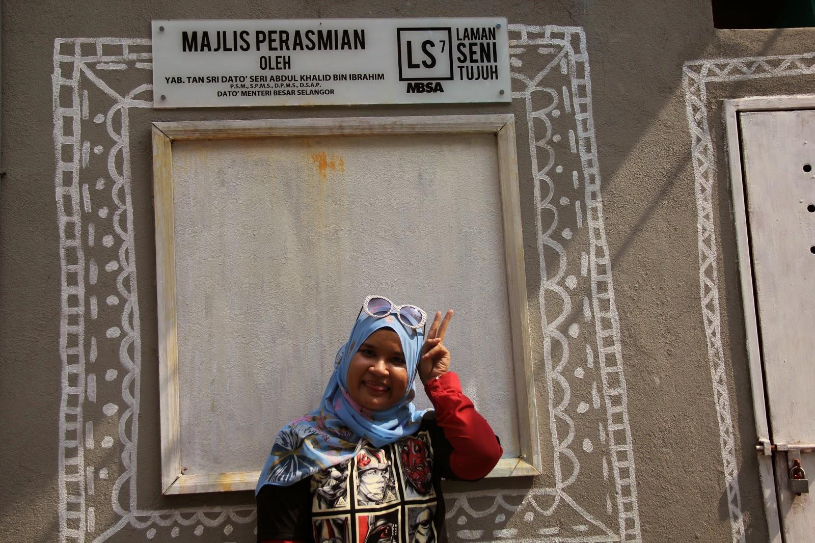 Lorongbelakang Laman Seni Seksyen 7 Shah Alam