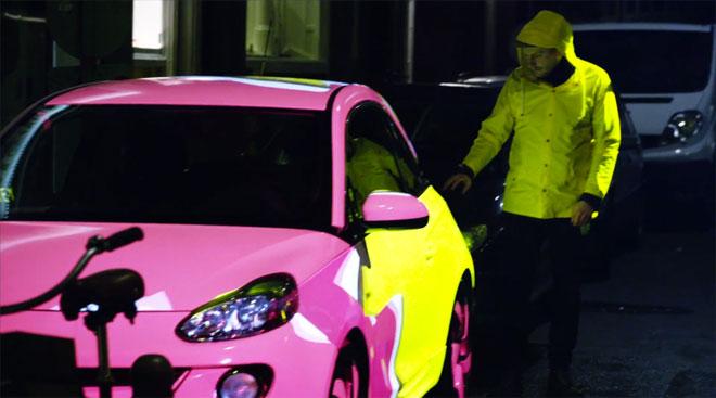 Opel Adam Mapping