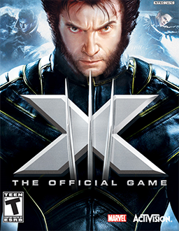 X-Men The Official Game              Download