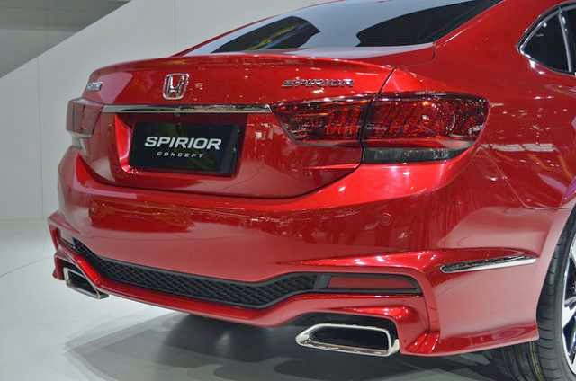 2017 Honda Accord Spirior