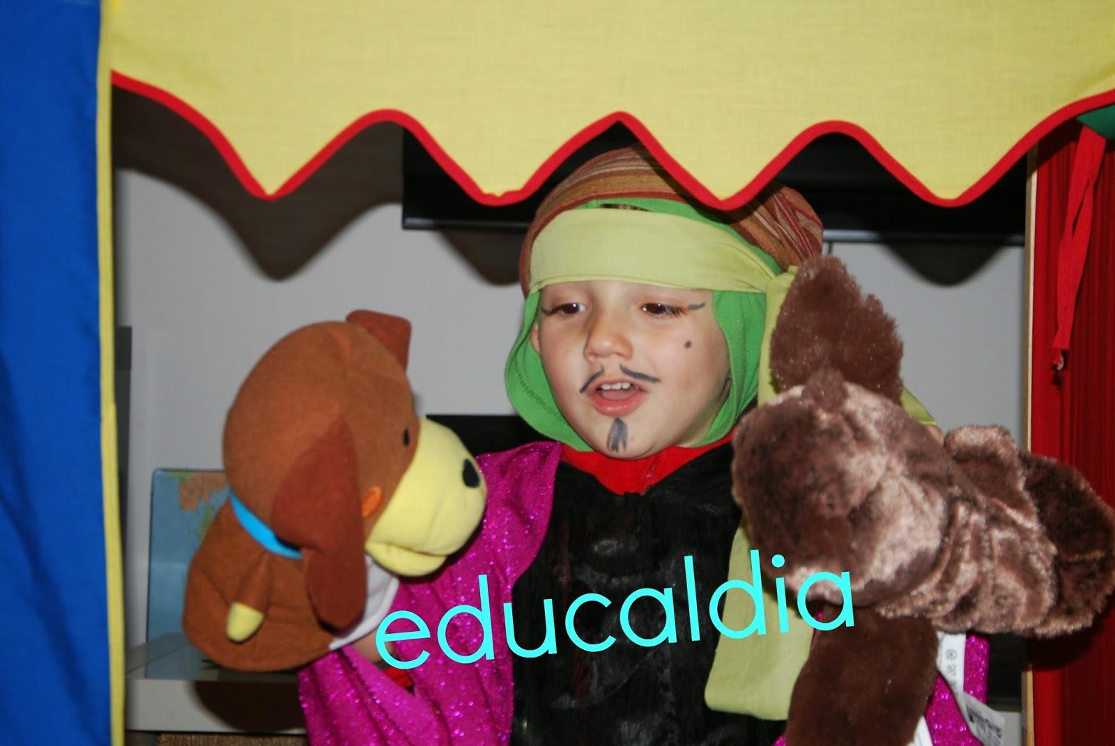 homeschooling, educación infantil, teatro en casa, teatro niños