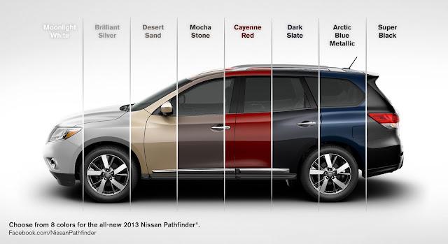 Updated Info On The All New 2013 Pathfinder Marlboro Nissan