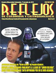 """SALIO Revista """"REFLEJOS DE COLOMBIA Y LATINOAMERICA"""" N° 35"""