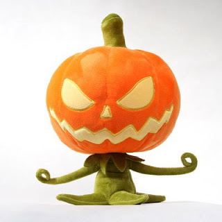 Poseable Sinister Squashling Doll