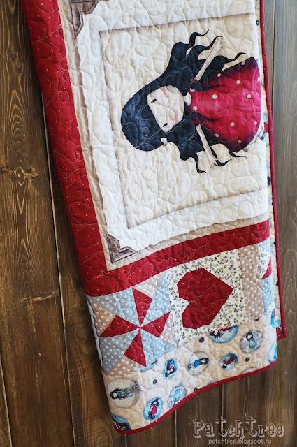 Лоскутное одеяло