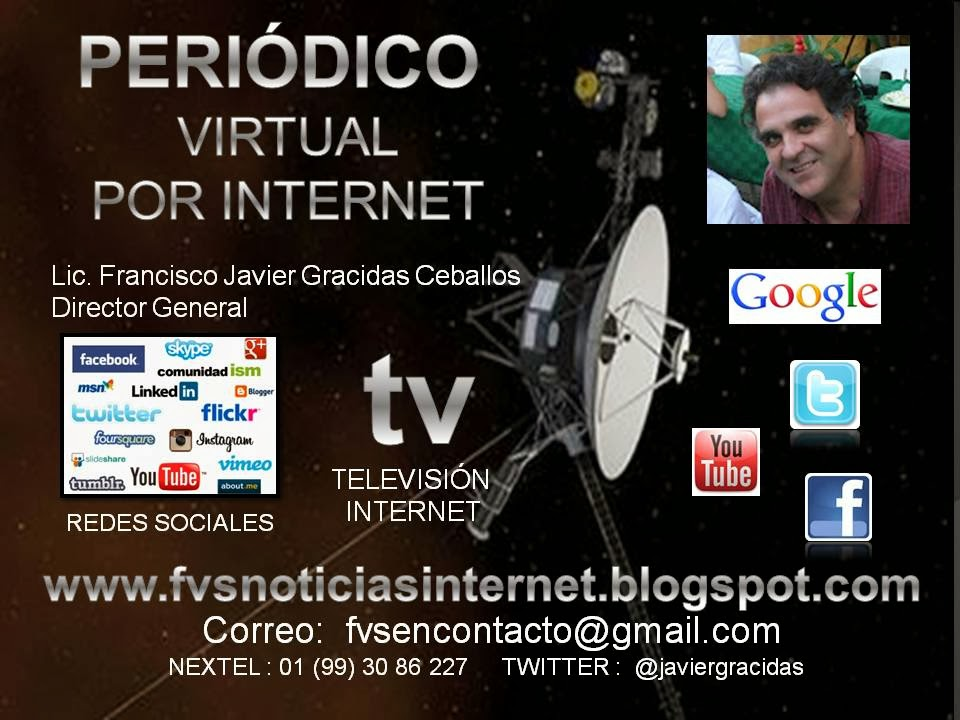 TU PERIÓDICO VIRTUAL POR INTERNET