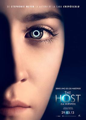 La huésped Stephenie Meyer the host